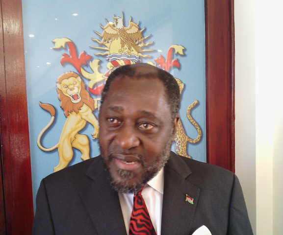 Minister of Industry, Trade & Tourism Hon. Henry Mussa